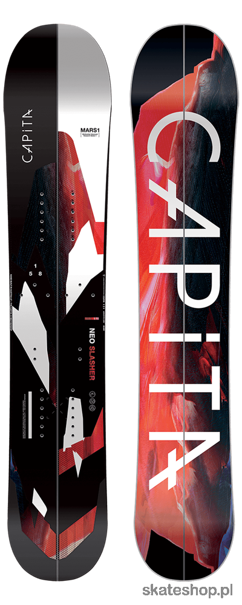 Splitboard CAPITA Neo Slasher 158