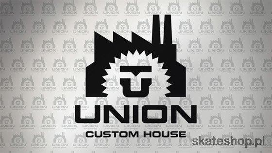 Wiązania UNION Custom House x Gnarly (acid wash)